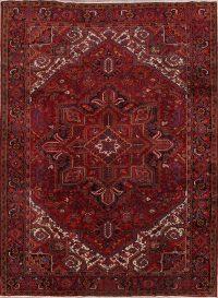 8x11 Heriz Serapi Persian Area Rug