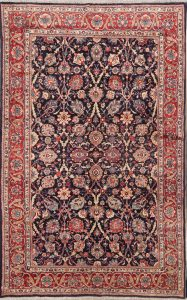 6x9 Mood Persian Area Rug