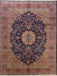 Floral 10x13 Kerman Persian Area Rug