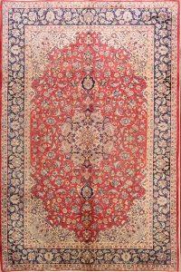 Floral 8x12 Najafabad Isfahan Persian Area Rug