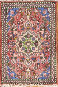 Geometric 2x3 Hamedan Persian Area Rug