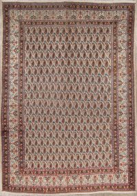 All Over Design 9x12 Mood Persian Area Rug