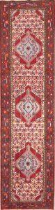 Geometric 2x9 Zanjan Persian Rug Runner