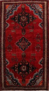 Geometric 6x10 Bidjar Persian Area Rug