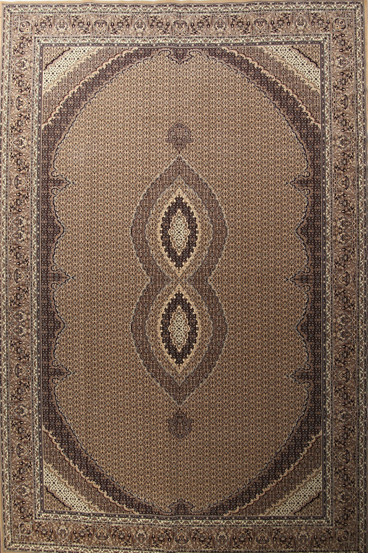 Geometric 13x19 Bidjar Persian Area Rug