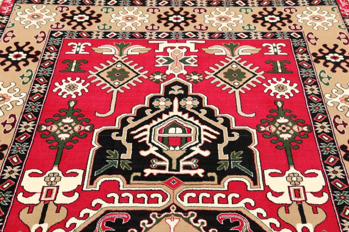 Geometric 7x10 Kazak Persian Area Rug