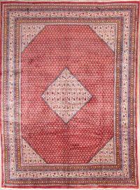 Geometric 7x10 Botemir Persian Area Rug