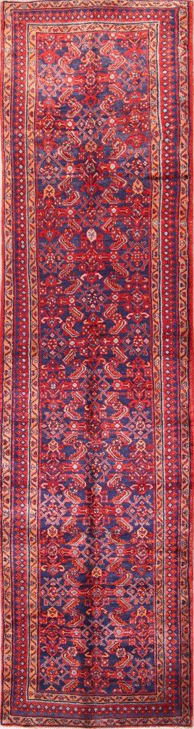 4x12 Mahal Persian Rug Runner