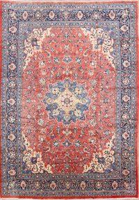Floral 10x14 Sarouk Persian Area Rug