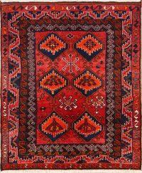Geometric 6x7 Lori Shiraz Persian Area Rug