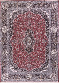 Soft Plush Floral 10x13 Bakhtiari Persian Area Rug