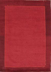 Tibetan 6x8 Nepal Indian Oriental Area Rug
