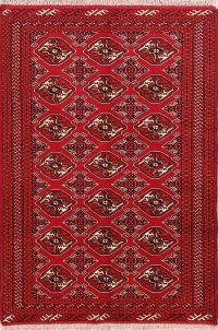 Balouch Persian Area Rug 4x6