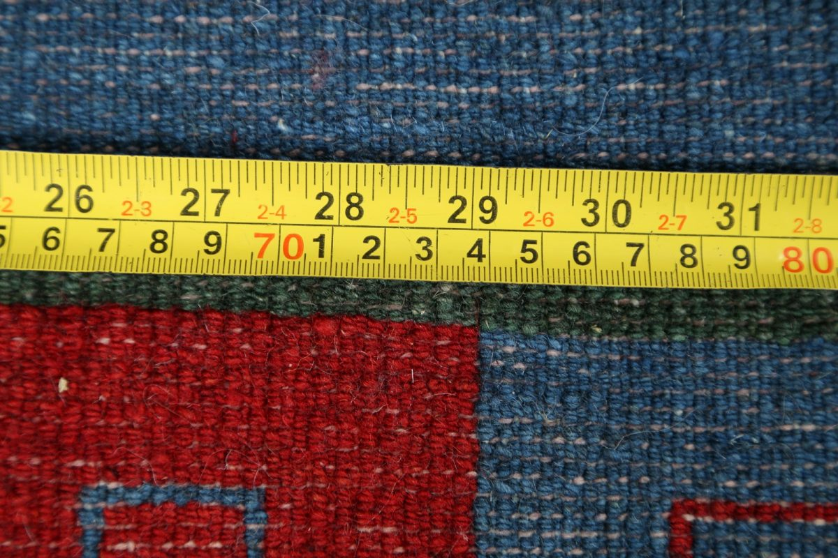 Solid 4x6 Gabbeh Shiraz Persian Area Rug