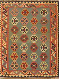 Geometric 5x7 Navajo Kilim Shiraz Persian Area Rug