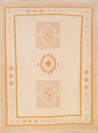 Geometric Navajo 7x10 Kilim Shiraz Persian Area Rug