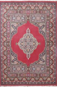 Soft Plush Floral 10x14 Kerman Persian Area Rug