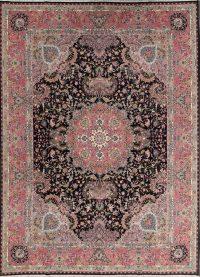 Soft Plush 10x13 Tabriz Persian Area Rug