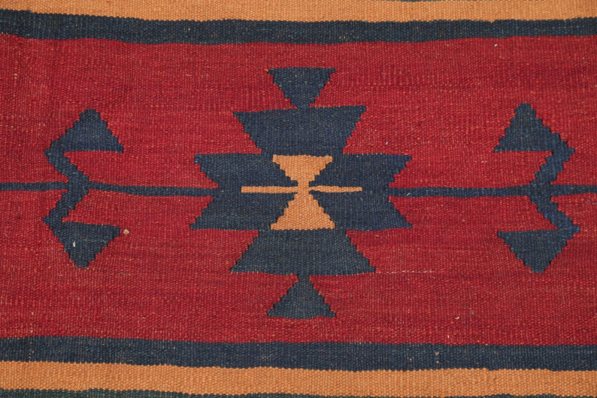 Geometric 6x8 Kilim Persian Area Rug