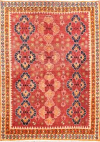 Geometric 4x6 Lori Shiraz Persian Area Rug