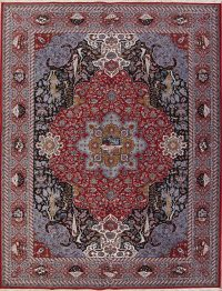 Soft Floral 10x13 Bakhtiari Persian Area Rug