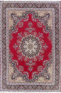 Floral 9x12 Hamedan Persian Area Rug
