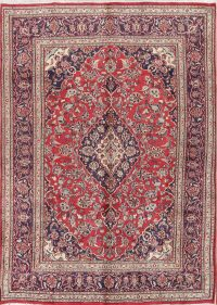 Mashad Persian Area Rug 7x9