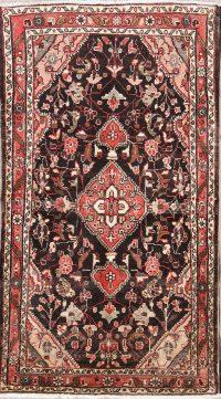 Floral 3x5 Zanjan Persian Area Rug