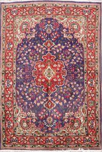 Floral 3x5 Tabriz Persian Area Rug