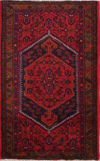 5x7 Hamedan Persian Area Rug