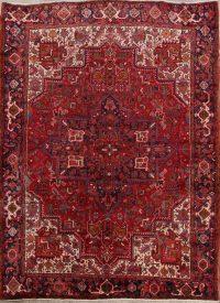 8x11 Heriz Persian Area Rug