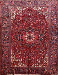 Heriz Persian Area Rug 9x12