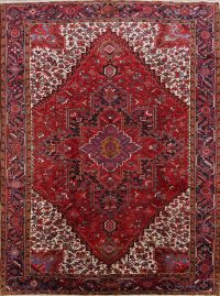 Heriz Persian Area Rug 9x13
