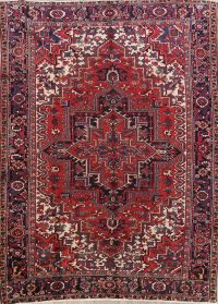 Heriz Persian Area Rug 8x10