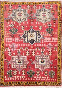 4x5 Shiraz Persian Area Rug