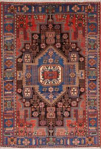 Nahavand Persian Area Rug 5x7