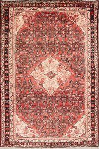 Hamedan Persian Area Rug 5x7
