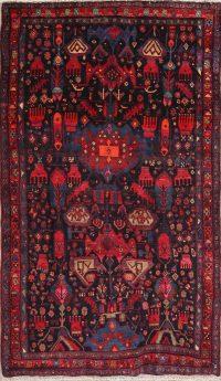 Bidjar Persian Runner Rug 4x8