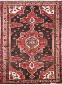 4x5 Bakhtiari Persian Area Rug