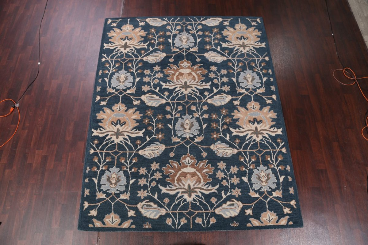 8x10 Oushak Indian Oriental Area Rug