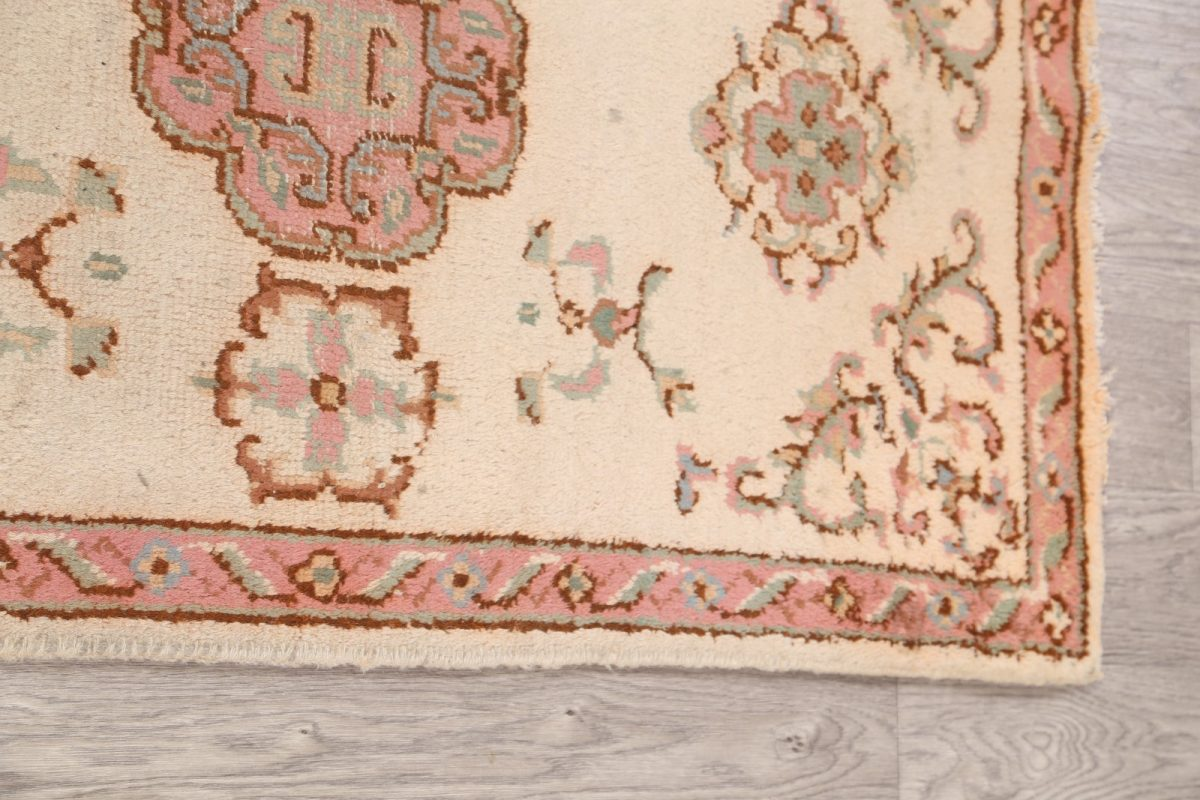 3x4 Anatolian Turkish Oriental Area Rug