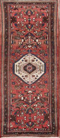 Hamedan Persian Runner Rug 3x9