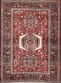 5x7 Gharajeh Persian Area Rug