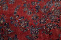 Floral Sarouk Persian Area Rug 11x20