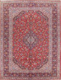 Traditional Kashan Persian Area Rug 10x14