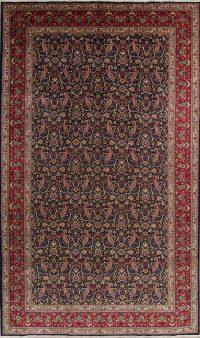 Floral Tabriz Persian Area Rug 10x16