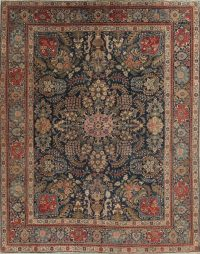 Floral Khoy Persian Area Rug 9x12