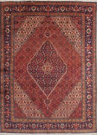 Geometric Tabriz Persian Area Rug 8x11