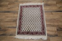 Paisley Botemir Boteh Indian Oriental Area Rug 2x3