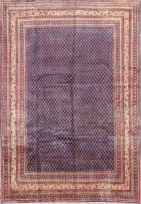 Geometric Botemir Persian Area Rug 7x10